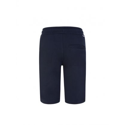 Navy Triple Gold Shorts