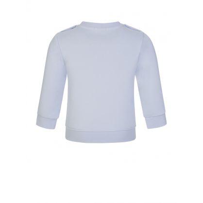 Blue Baby Sweatshirt