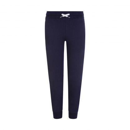 Navy Essential Sweatpants