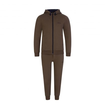 Green Essential Tracksuit