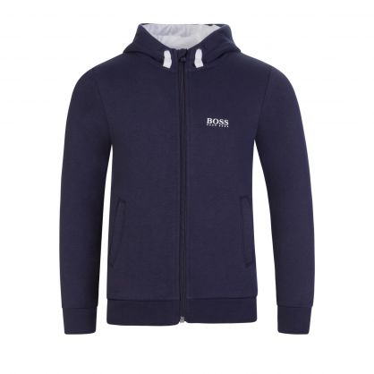 Navy Essential Tracksuit