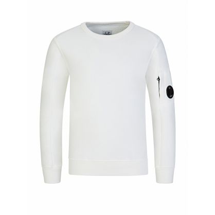 White Lens Sweatshirt
