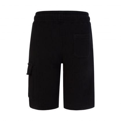 Black Fleece Cargo Shorts