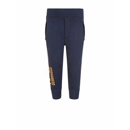 Kids Navy ICON Sweatpants
