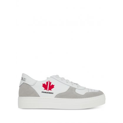 Kids White Sport Edtn.02 Trainers