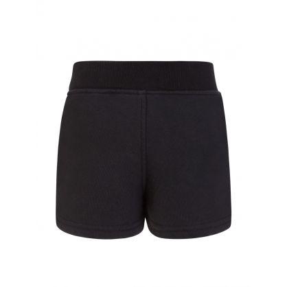 Kids Black Block Logo ICON Shorts