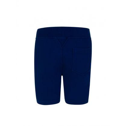 Kids Blue ICON Shorts