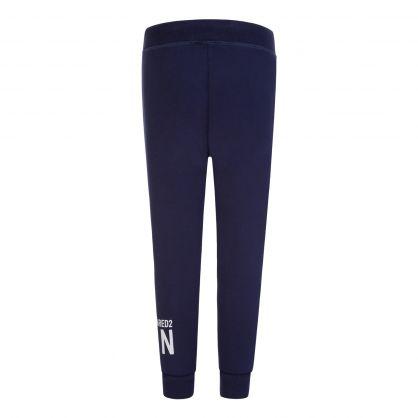 Kids Blue ICON Sweatpants