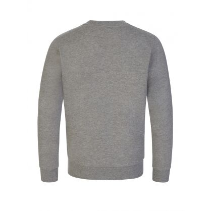 Junior Light Grey Logo Sweatshirt