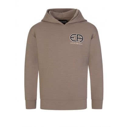 Junior Beige R-EAcreate Hoodie