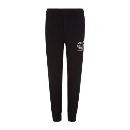 Junior Black R-EAcreate Sweatpants