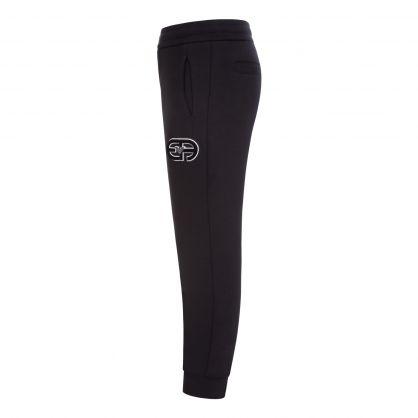 Junior Black R-EAcreate Logo Sweatpants