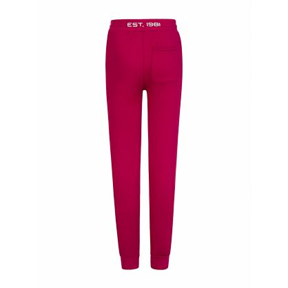 Kids Pink Logo Sweatpants