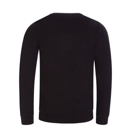Kids Black Activewear Logo Sweatshirt