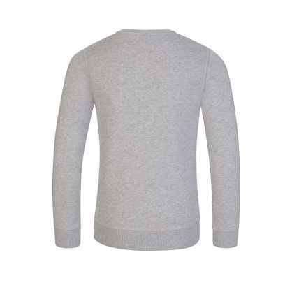 Grey Tiger Logo Sweatshirt