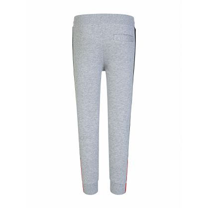 Grey Side Logo Sweatpants
