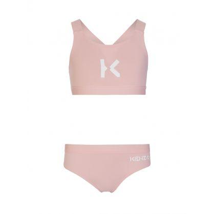 Pink Bikini Set