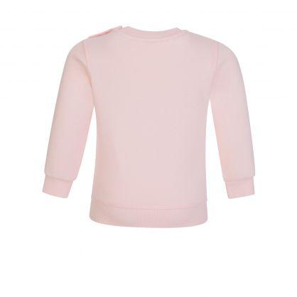 Pale Pink Tiger Sweatshirt