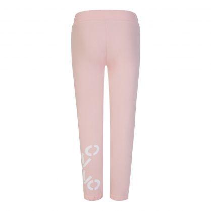 Pink 'Big X' Tracksuit Sweatpants