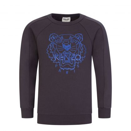 Dark Grey Tiger Sweatshirt