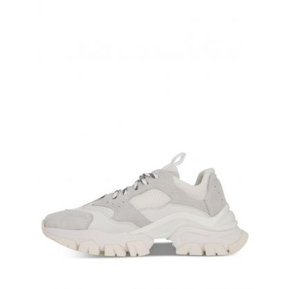 White Petit Leave No Trace Trainers