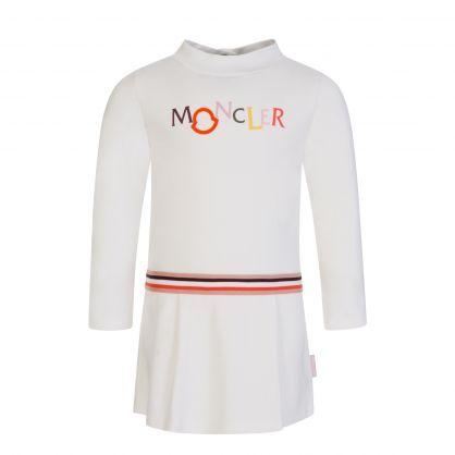 Ivory Multicolour Logo Leggings Set