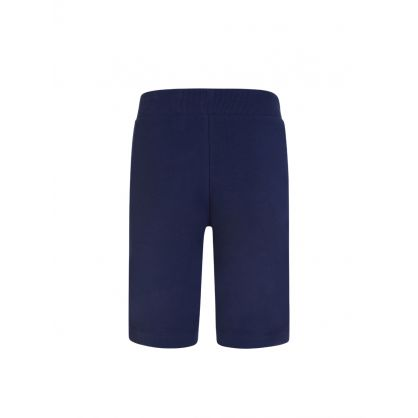 Kids Navy Shorts