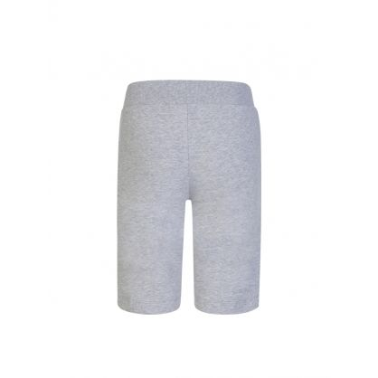 Kids Grey Logo Shorts