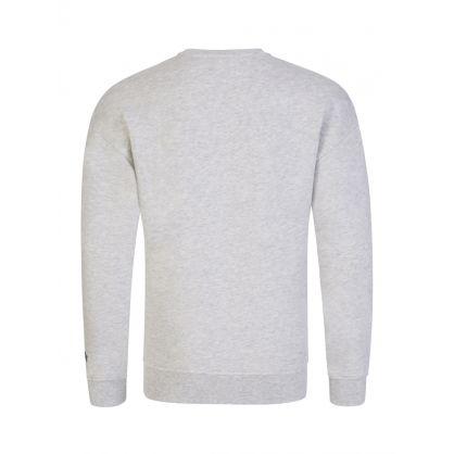 Kids Grey Speeding Logo Sweatshirt
