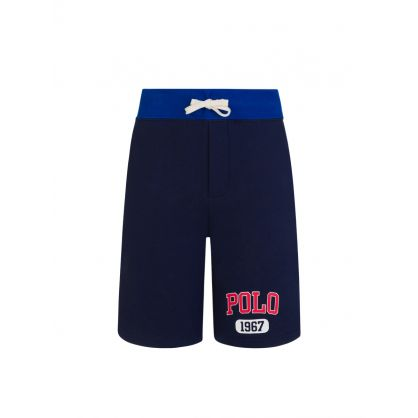 Kids Navy POLO 1967 Shorts