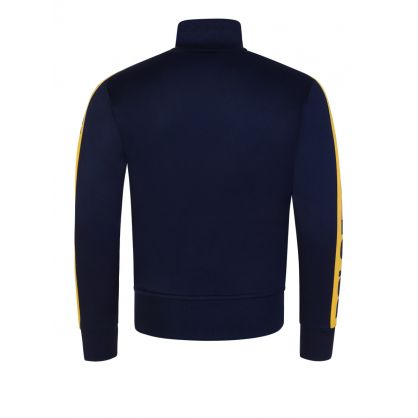 Kids Navy Polo Sport Track Top