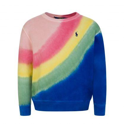 Kids Tie Dye Sweatshirt