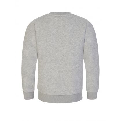 Kids Grey Charles Sweatshirt