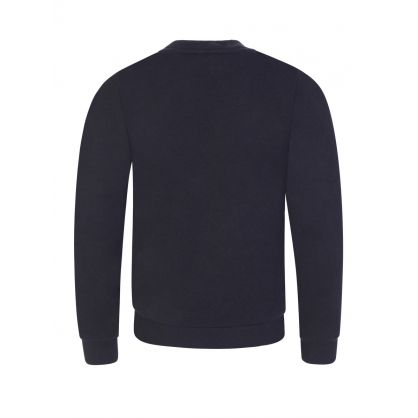Kids Navy Charles Sweatshirt