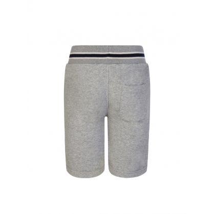 Kids Grey Mael Shorts