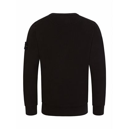 Junior Black Classic Compass Sweatshirt