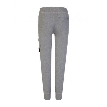Junior Grey Pocket Sweatpants