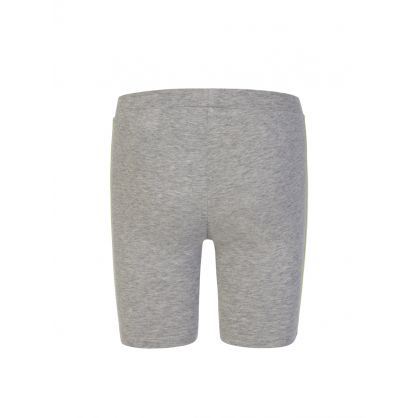 Kids Grey Essential Cycling Shorts
