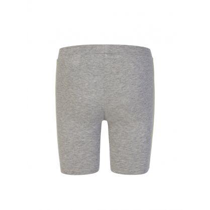 Kids Grey Essential Cycling Shorts
