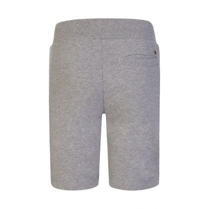 Kids Grey Essential Sweat Shorts