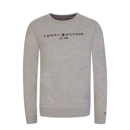 Kids Grey Essential Sweatshirt