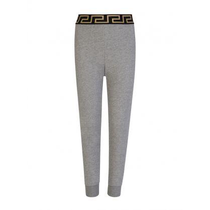Grey Junior Sweatpants