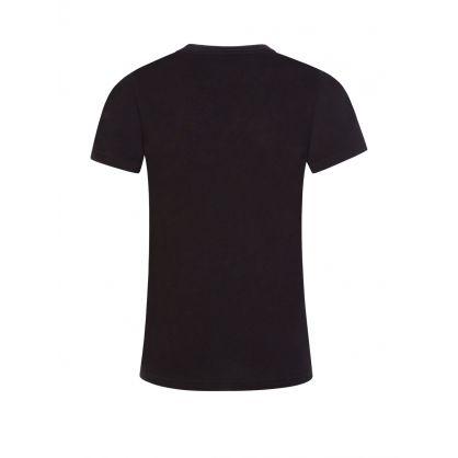 Kids Black Basic Kryptonite Project T-Shirt