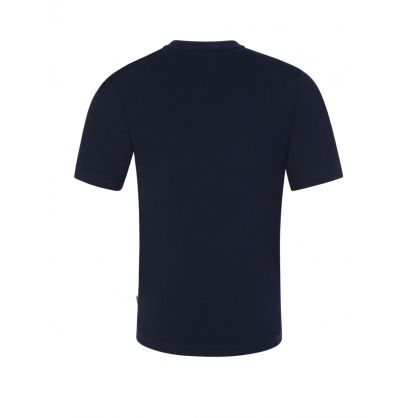 Navy Triple Gold T-Shirt