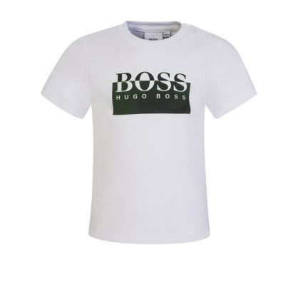 White Essential Baby T-Shirt