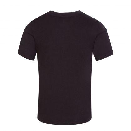 Kids Black Shadow Logo T-Shirt