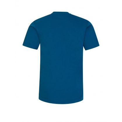 Blue Stamp Logo T-Shirt