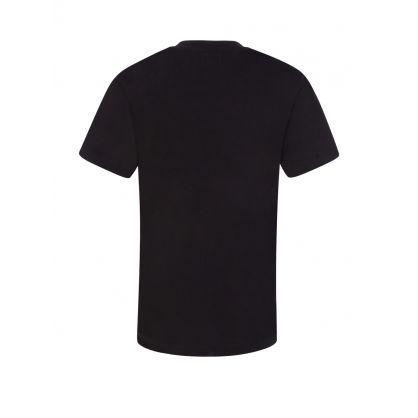 Black Camo Logo T-Shirt
