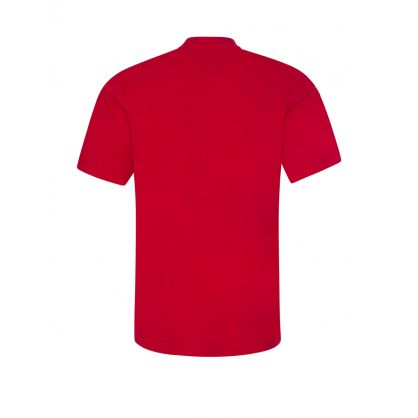 Kids Red Classic Logo T-Shirt