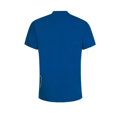 Kids Blue Sport Edtn.03 Maple Logo T-Shirt